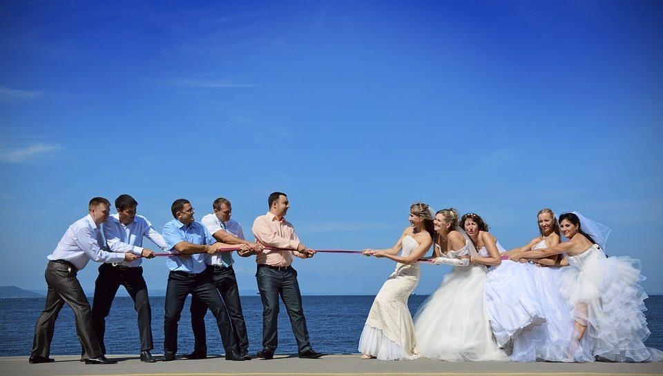 Organiser un mariage et une lune de miel autour du thème sport
